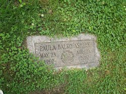 Paula E. <I>Balko</I> Ashley