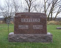Clara Sedalia <I>Campbell</I> Enfield