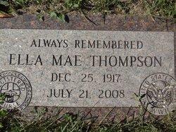 Ella Mae Thompson