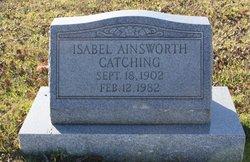Isabel <I>Ainsworth</I> Catching