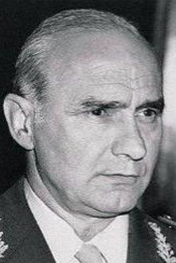 Gen Alfredo Oscar Saint Jean