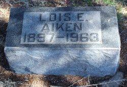 Lois E Aiken