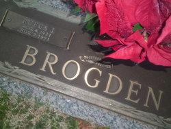 Rufus J Brogden