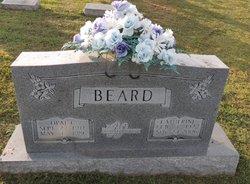 Catherine Florence <I>Curry</I> Beard