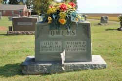 Allie Maude <I>Vincent</I> Owens