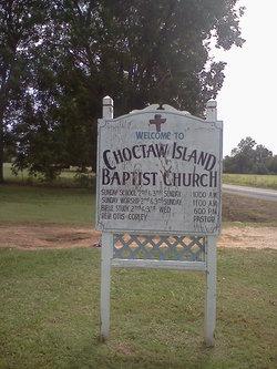 Choctaw Island Baptist Church Cemetery