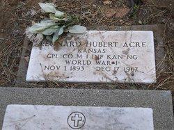 Leonard Hubert Acre