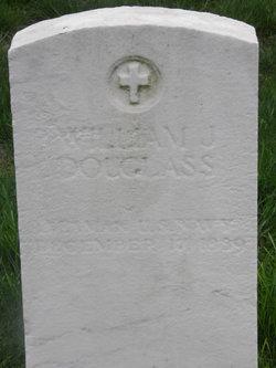 William J Douglas