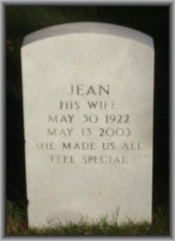 Jean Elizabeth <I>Cary</I> Adams