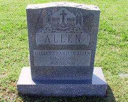 Lillian <I>Brantley</I> Allen