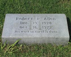Robert Ransom Allen