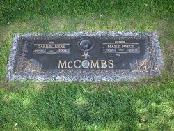 Carrol Neal McCombs