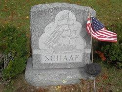 """Richard B. """"Dick"""" Schaaf, Jr"""