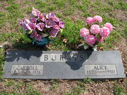 Carroll Monroe Burris