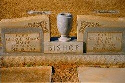 George Adams Bishop