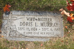 Doris Loree <I>Burden</I> Murray