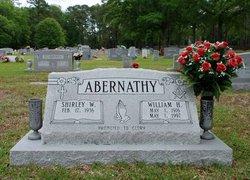Shirley W Abernathy