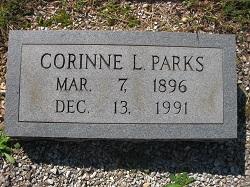 Corinne <I>Langston</I> Parks