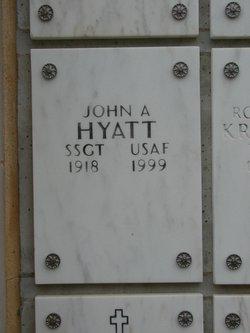 John A Hyatt