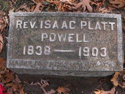 Maj Isaac Platt Powell