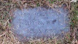 """Firmin """"Fermin"""" Schumacher"""