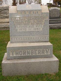 Linnie V. <I>Morris</I> Thornberry