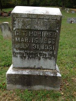 George Thomas Hohimer