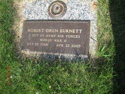 SSGT Robert Oren Burnett