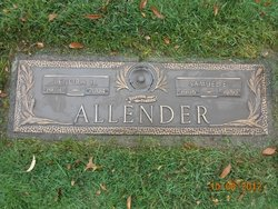 Lenora H. <I>Faires</I> Allender
