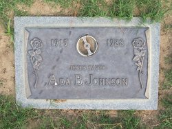 Ada B. Johnson