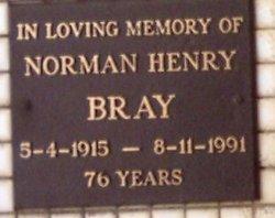 Norman Henry Bray