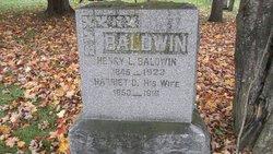 Harriet C <I>Edwards</I> Baldwin