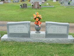 Mary <I>Spencer</I> Hutchinson