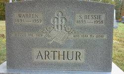 S Bessie Arthur