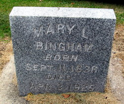 Mary L Bingham