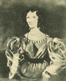 Elizabeth <I>Barrow</I> Dickens