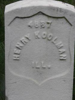 Henry Koolman