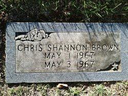 Chris Shannon Brown