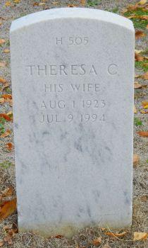 Theresa Christina <I>Lascody</I> Bisby