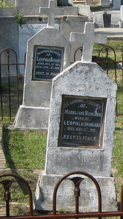 Marie Madeline <I>Fayard</I> Bangard