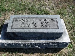 Benneville Johnson