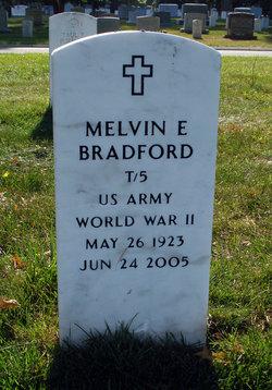 Melvin E Bradford