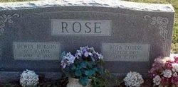 Rosa Louise <I>McCoy</I> Rose