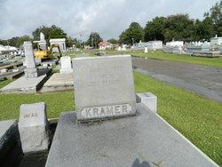 Mary <I>Weber</I> Kramer