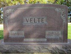 Clebert Harold Velte