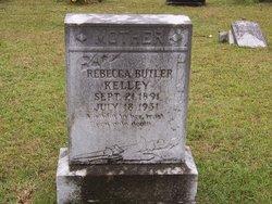 Harriett Rebecca <I>Butler</I> Kelly