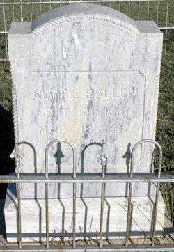 Nettie <I>Gifford</I> Ballow