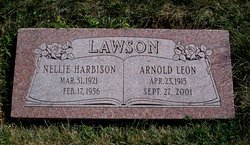 Nellie Warren <I>Harbison</I> Lawson