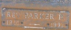 Rev Parker Holmes Hager