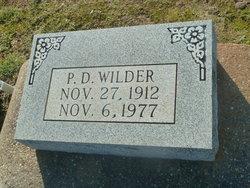 Perley Day Wilder Jr.